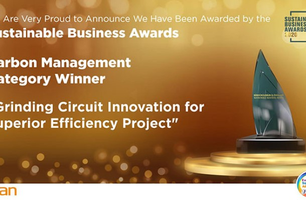 Sustainable Business Carbon Management Award
